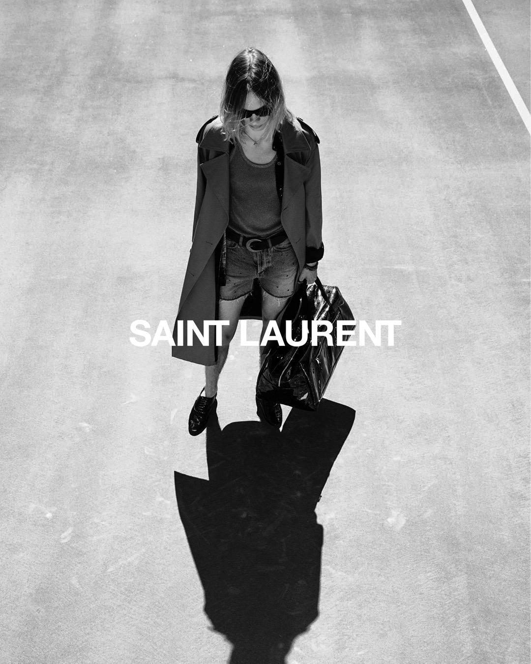 Saint Laurent Spring/Summer 2020 Campaign