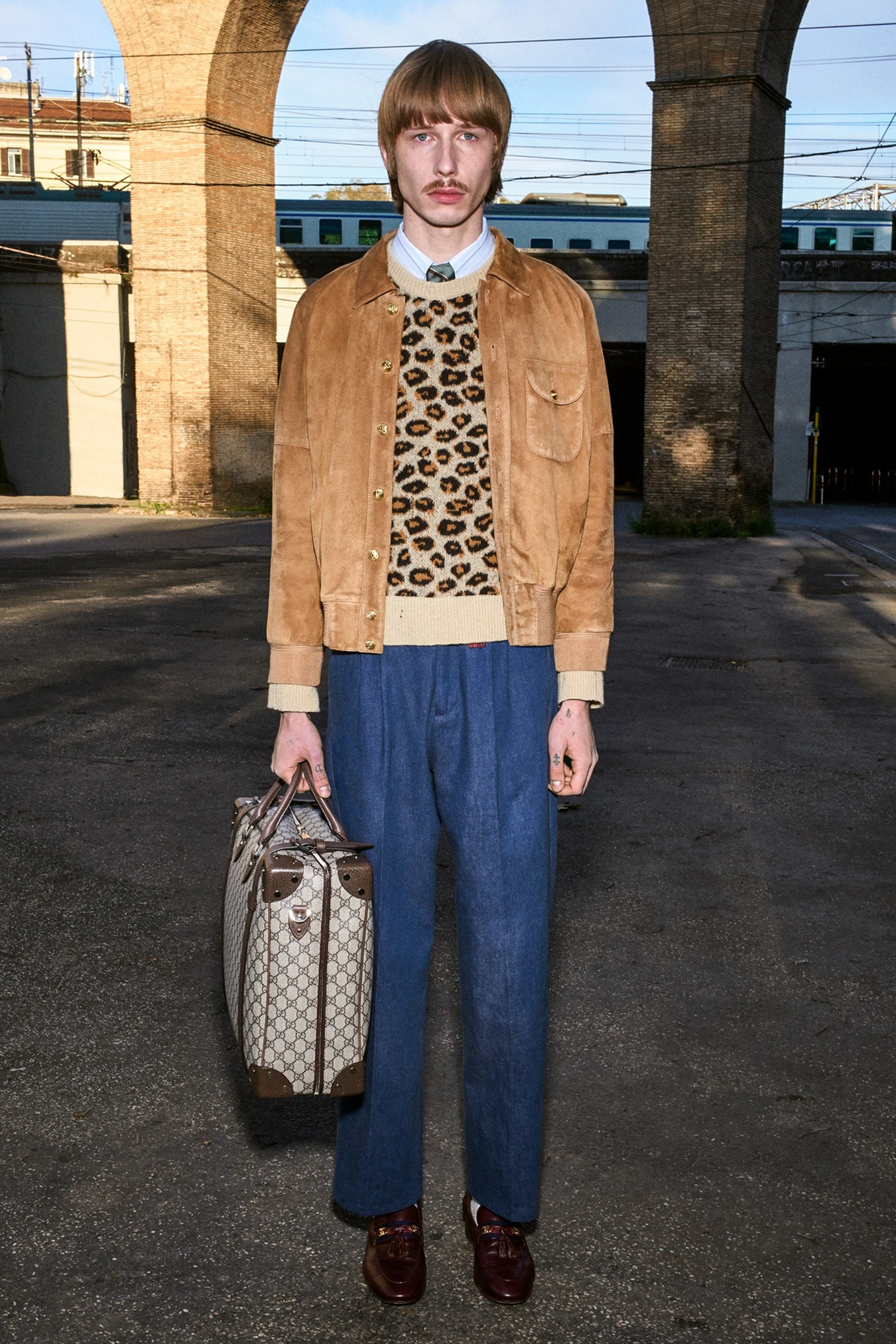 Gucci Pre/Fall 2020 Lookbook