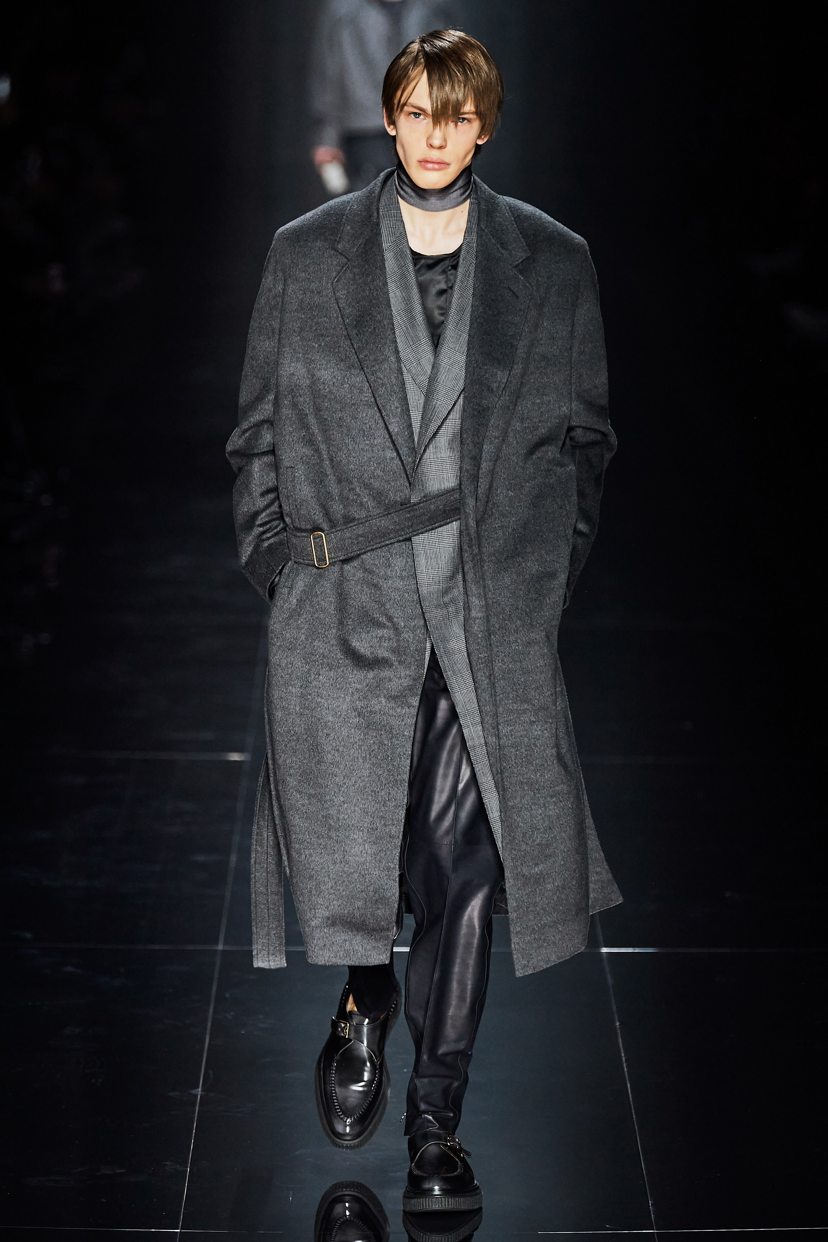 Dunhill - Fall/Winter 2020.21 show in Paris
