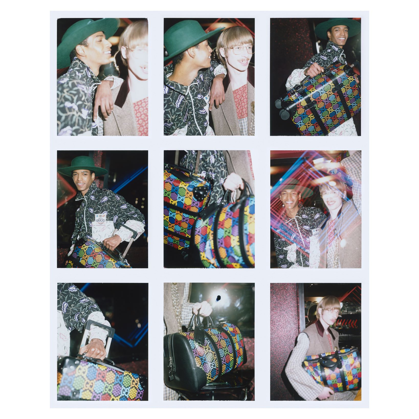Gucci - GG Psychedelic Campaign