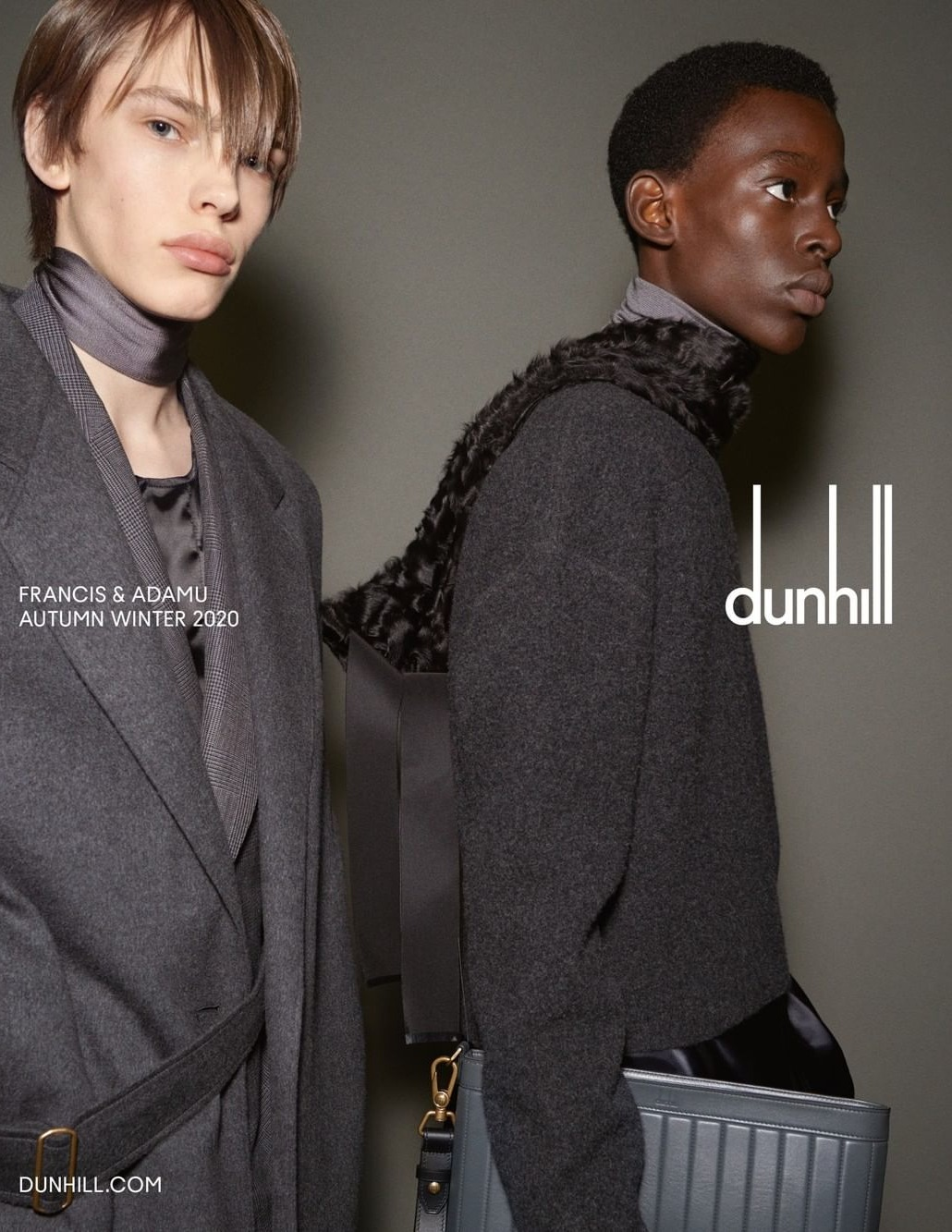 Dunhill Fall/Winter 2020.21 Campaign