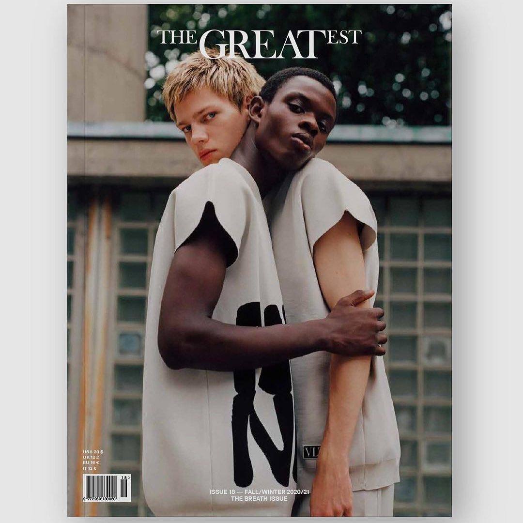 The Greatest Magazine Issue 18 - Cover Story