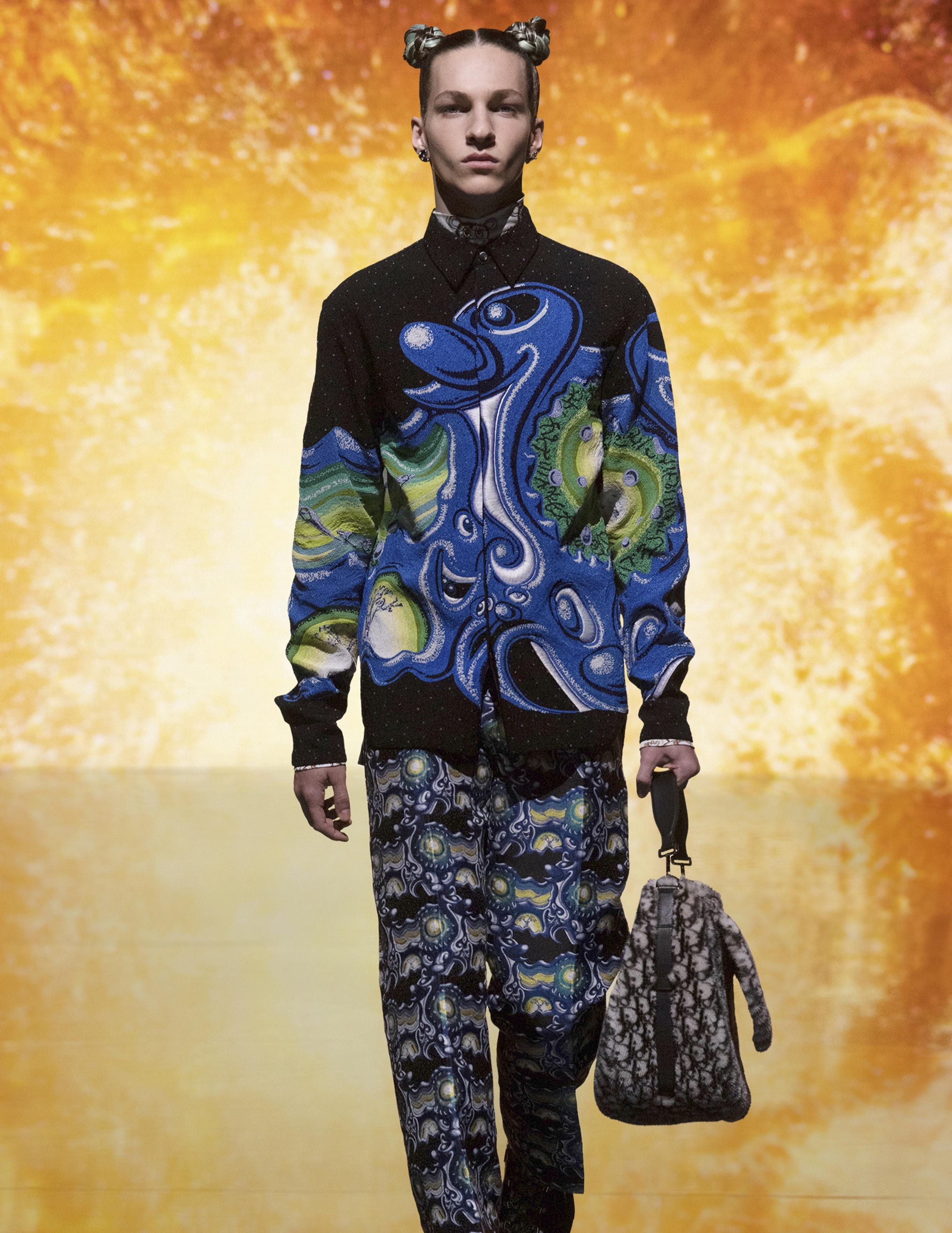 Dior Pre-Fall 21 collection
