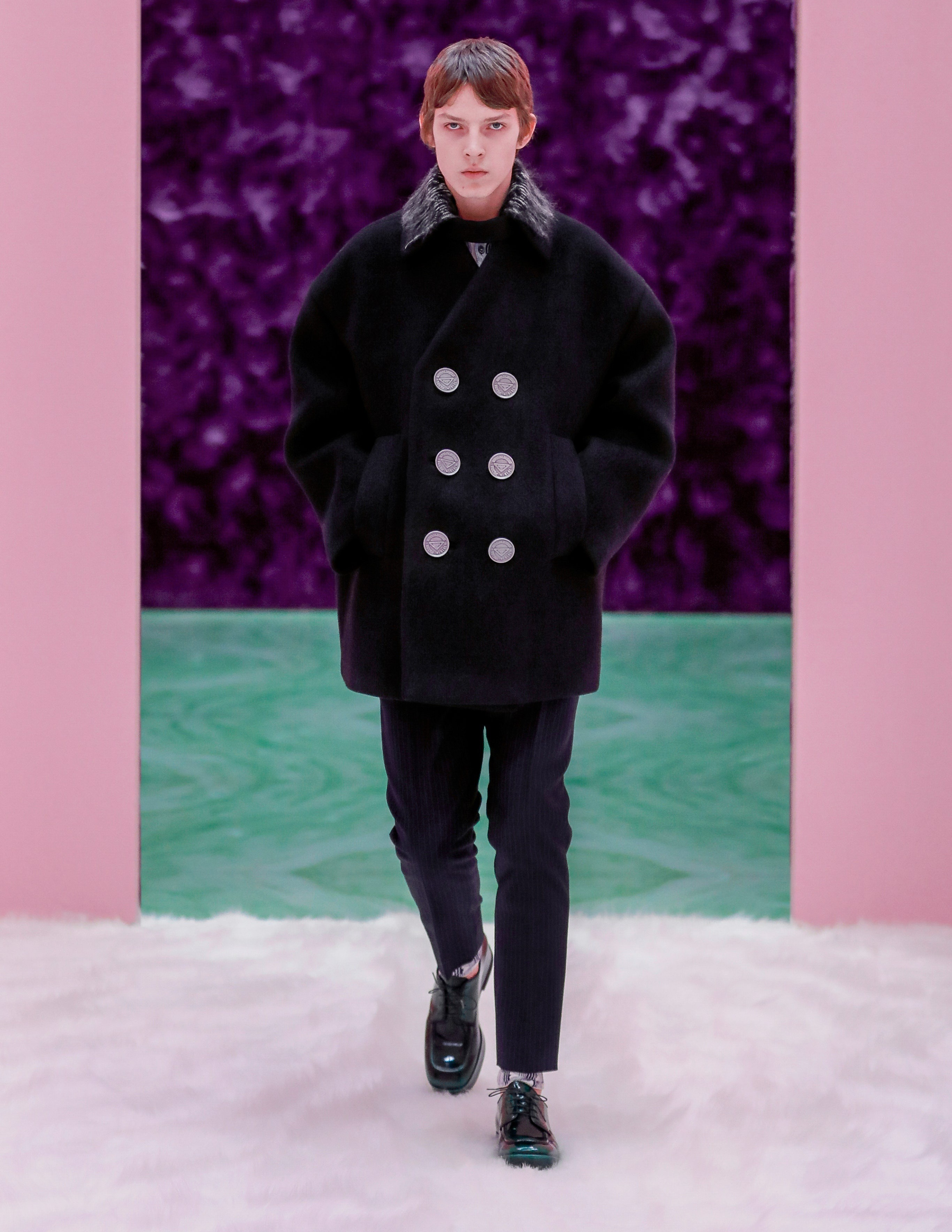 Prada Worldwide Exclusive - FW21 show in Milan