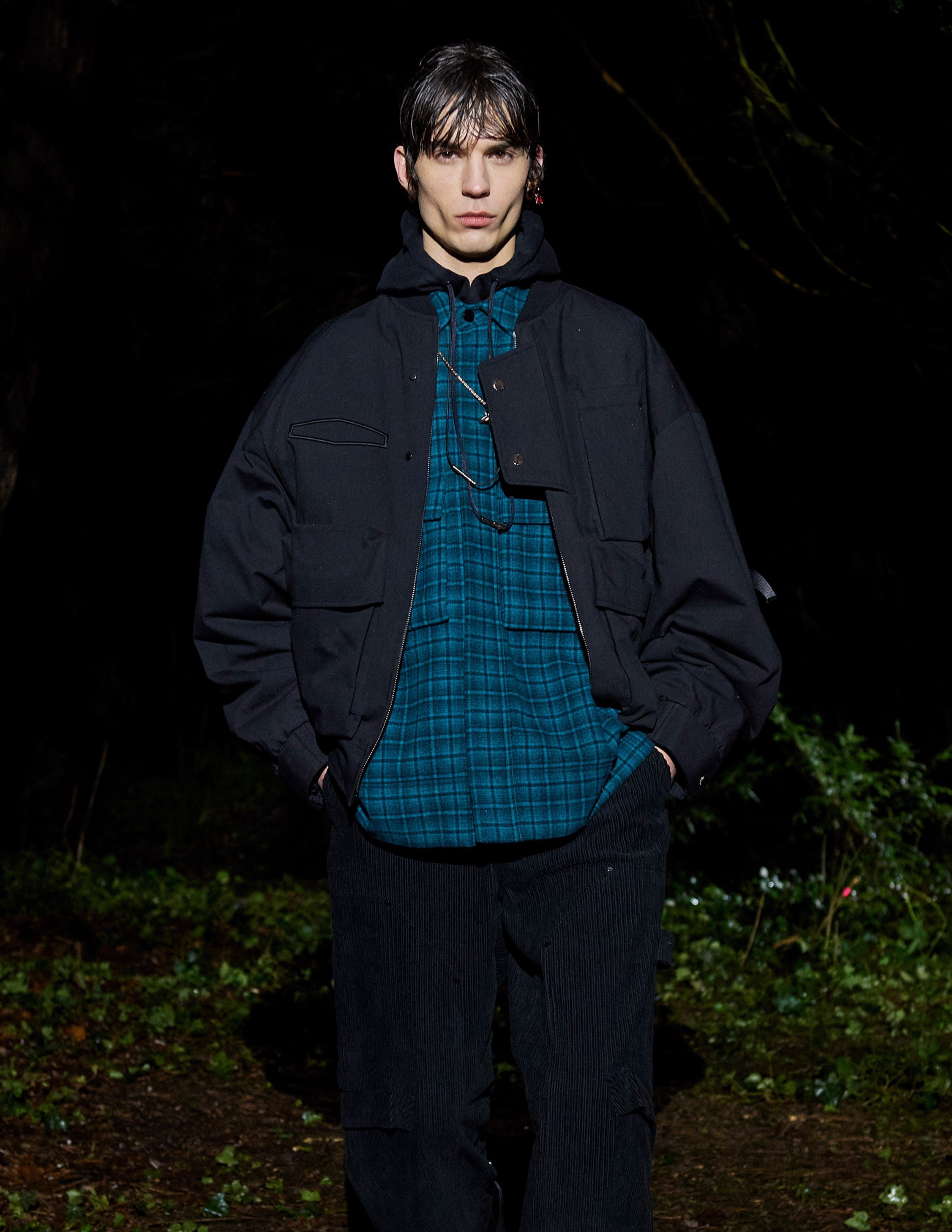 WOOYOUNGMI FW21 in Paris