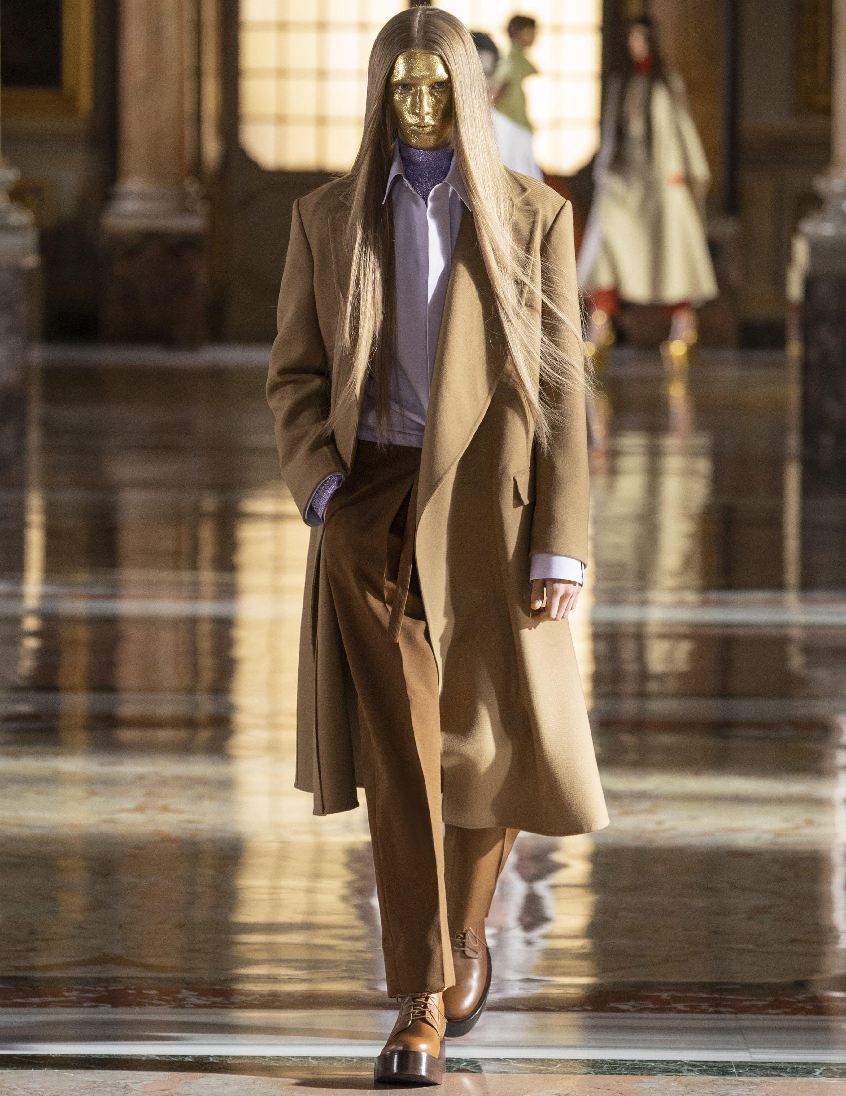 Valentino Spring'21 Haute Couture Show Roma