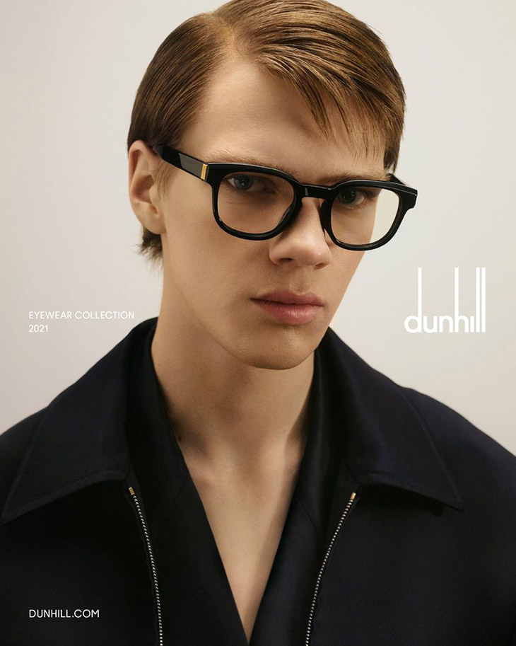 Dunhill - Eyewear 2021 Advertising Campaign