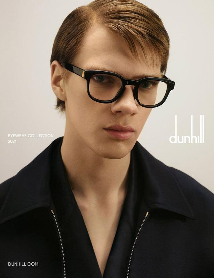 Dunhill - Eyewear 2021 Advertising Campaign