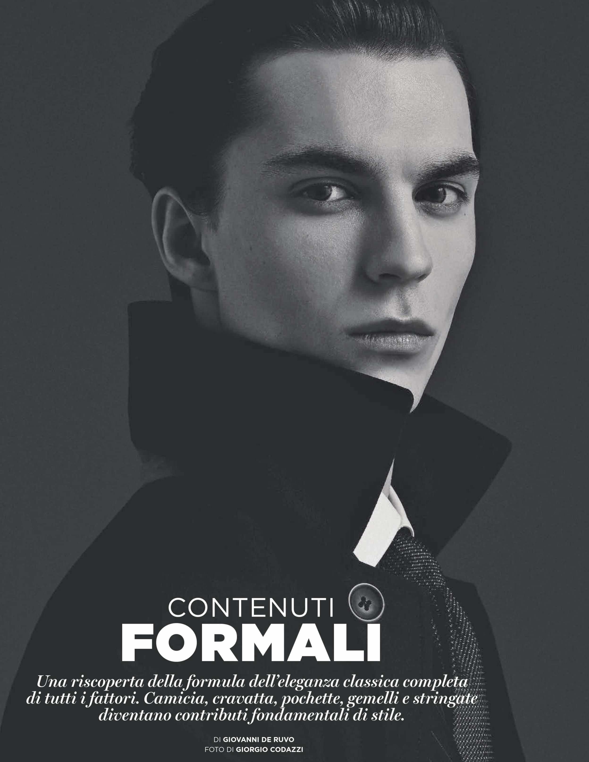 Aleksandr Gudrinsh for Style Magazine Italia