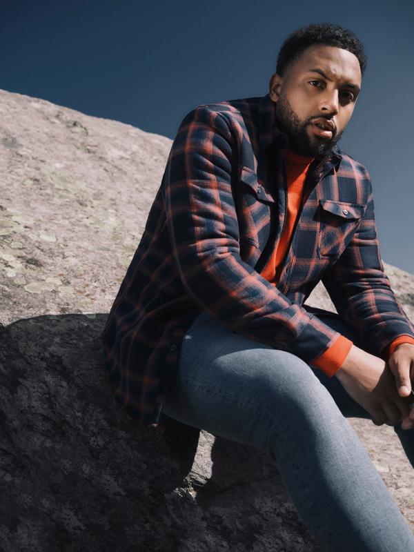 Najee Fox   Men   Bridge Models London