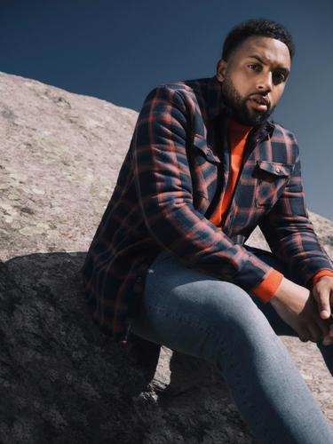 Najee Fox | Men | Bridge Models London