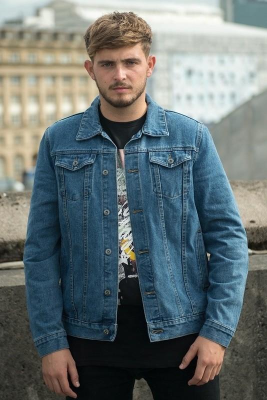 Ryan | Men | Bridge Models London
