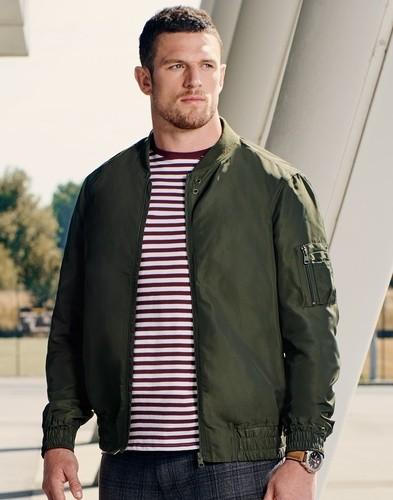 Luke Burgess   Men   Bridge Models London