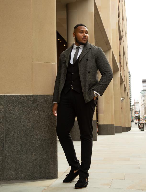 Scott Bayliss   Men   Bridge Models London