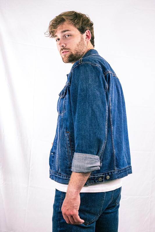 Kristian | Men | Bridge Models London
