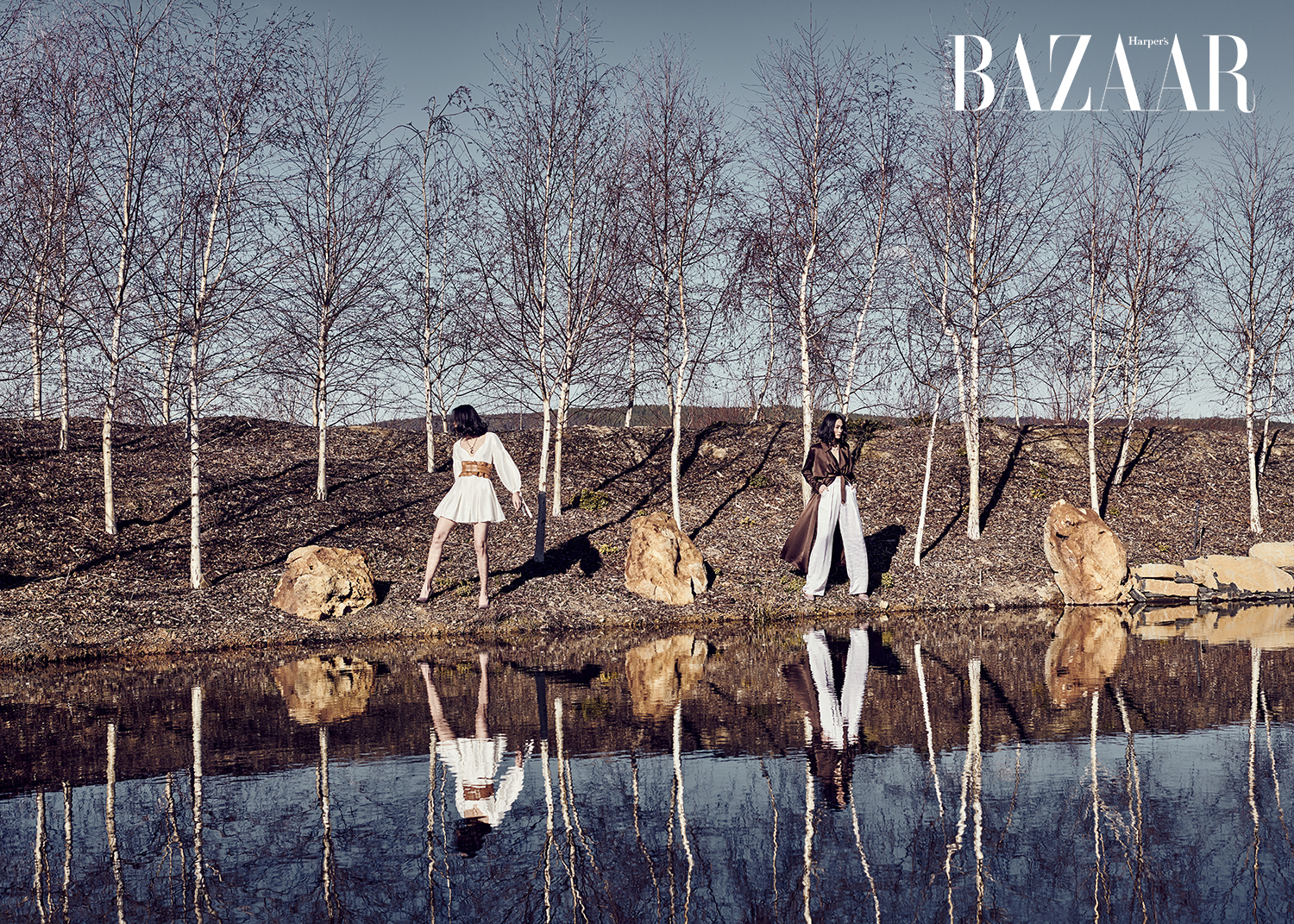 Mahalia Handley creatively directs for Harper's Bazaar Vietnam