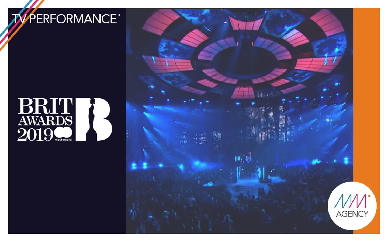 #liveperformance | Brit Awards x Calvin Harris, Rag'n'Bone Man