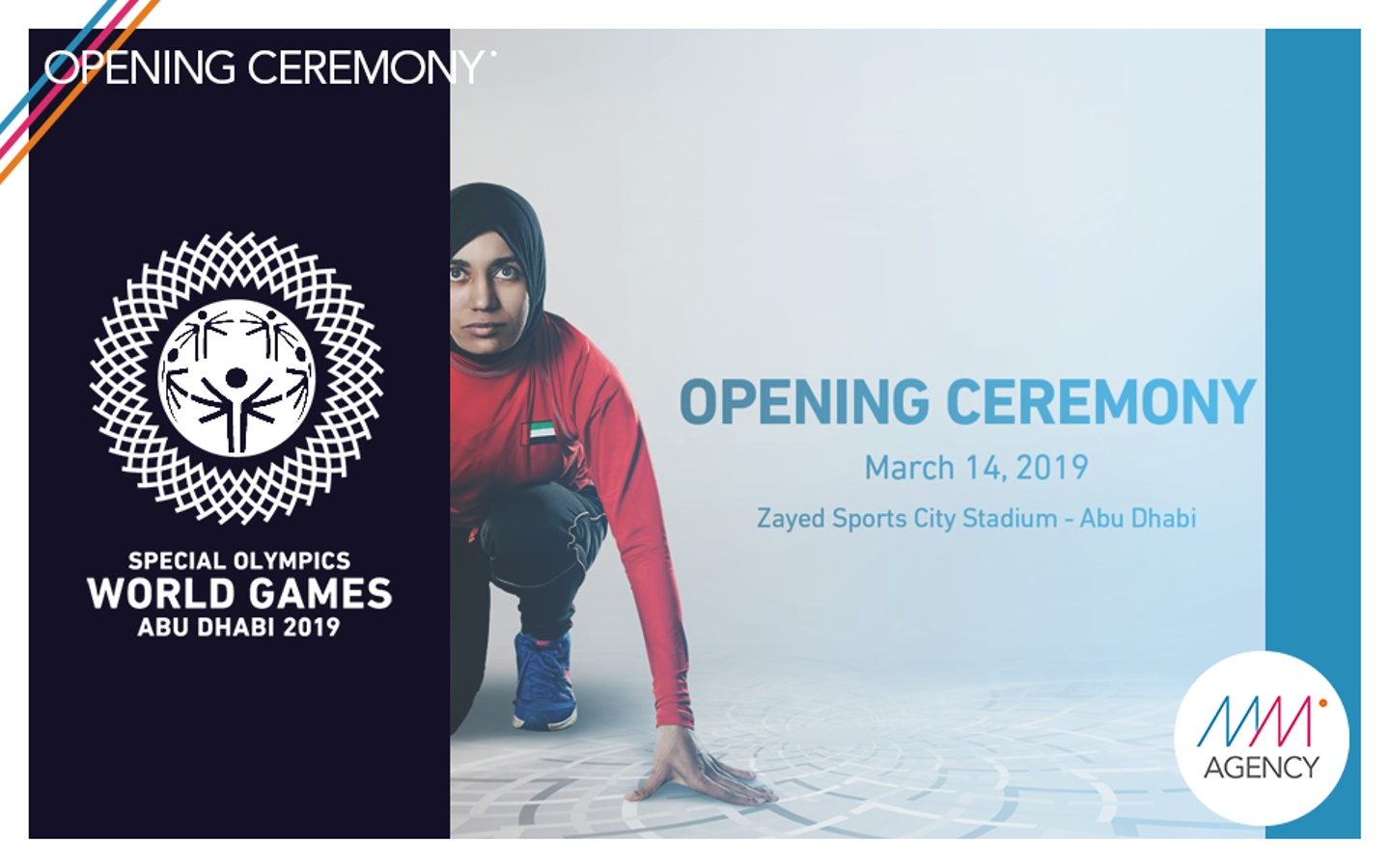 #sportsceremony | Special Olympics World Games x Opening Ceremony