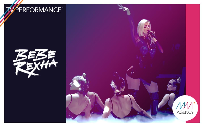 #tvperformance | 'Last Hurrah' BeBe Rexha x Jonathan Ross Show