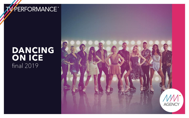 #TVPerformance | Dancing On Ice Final X ITV