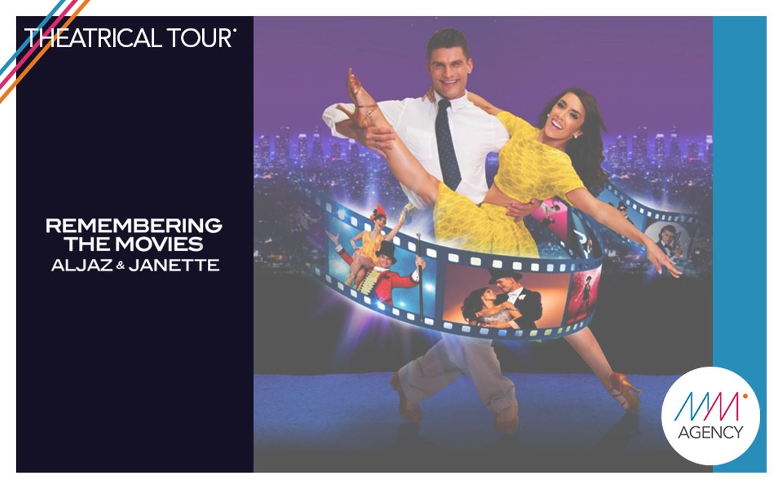 #TheatricalTour | Remembering The Movies X Aljaz & Janette