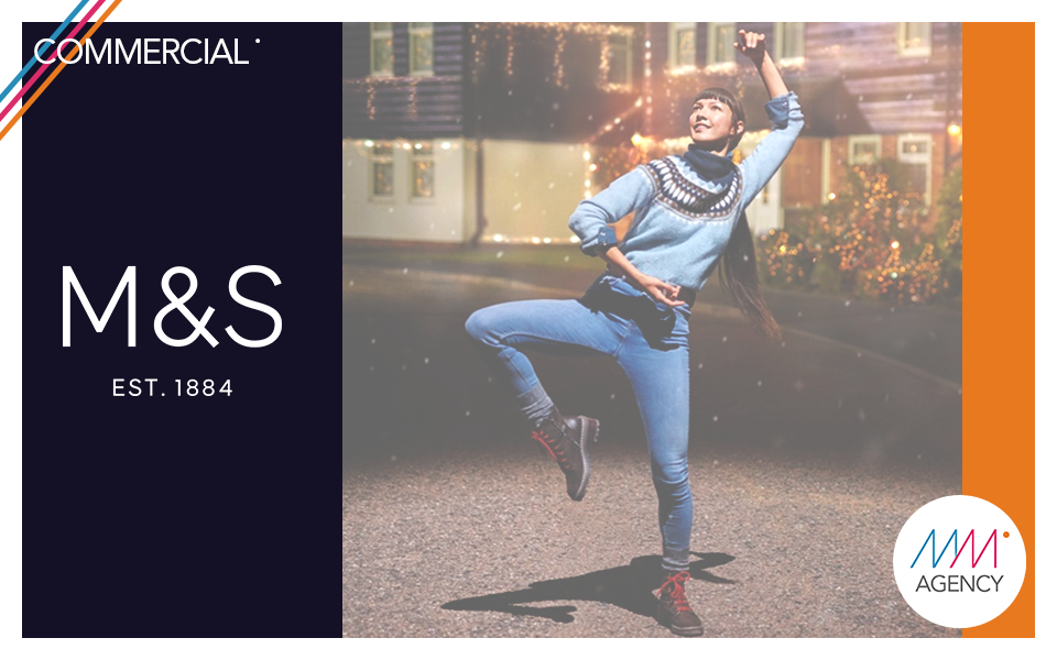 #commercial   Marks and Spencers 'Go Jumpers For Christmas' X Odd London