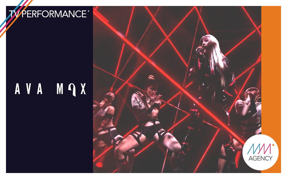 #tvperformance   Ava Max - Jonathan Ross Show X Mass Movement Management