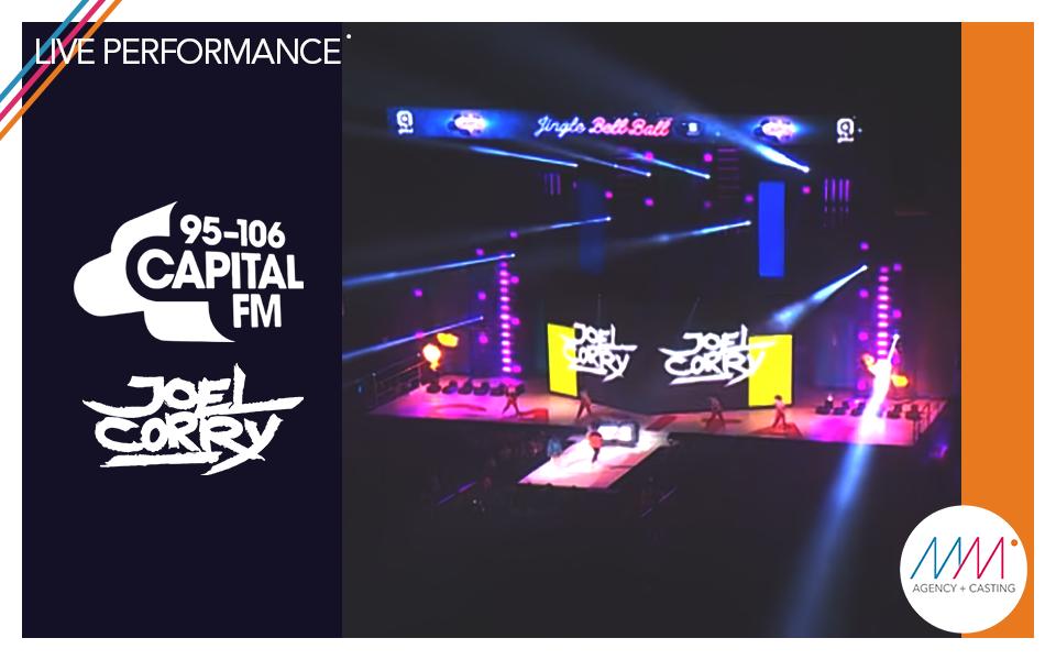 #tvperformance | Joel Corry X Jingle Bell Ball
