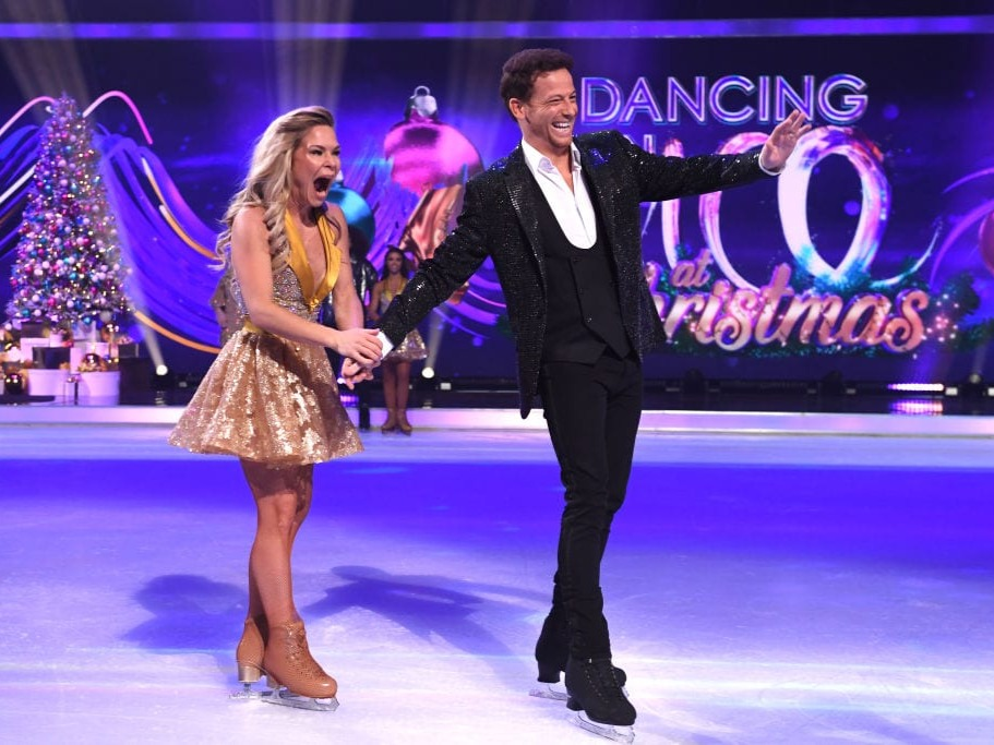 Dancing on Ice Final X ITV Plc