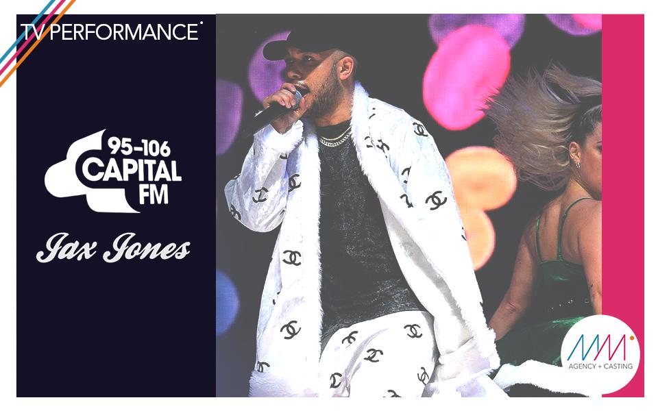 #tvperformance | Jax Jones X Jingle Bell Ball