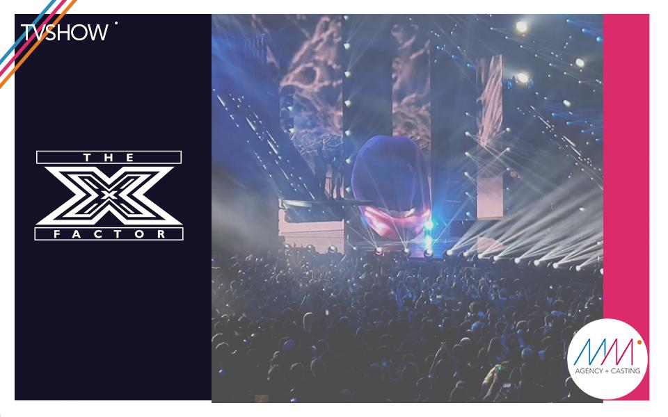 #tvshow   X Factor Italia S13 X Fremantle Italy