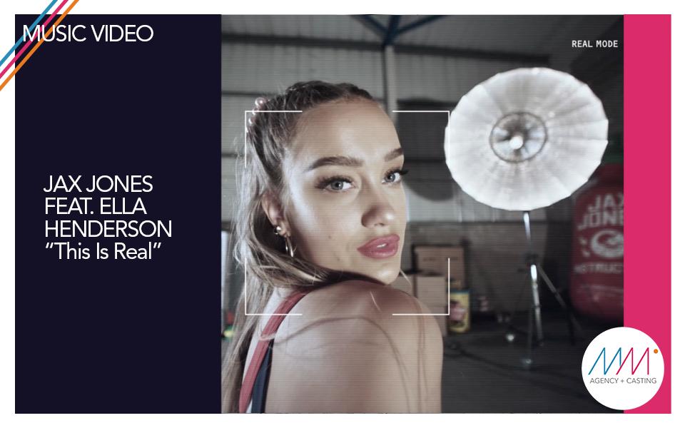 #musicvideo   Jax Jones Feat. Ella Henderson 'This Is Real' X ParkVillage