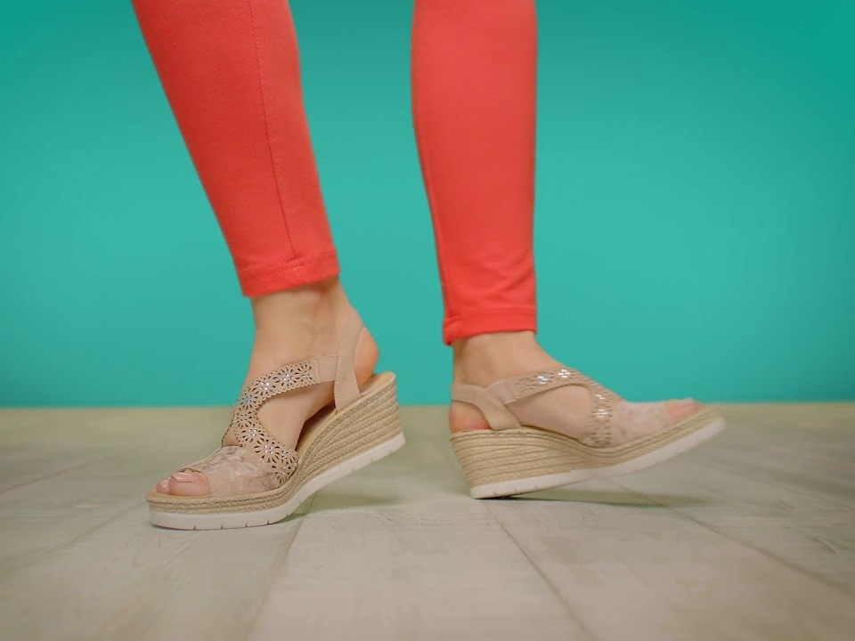 #tvcommercial | Rieker Shoes X SS20