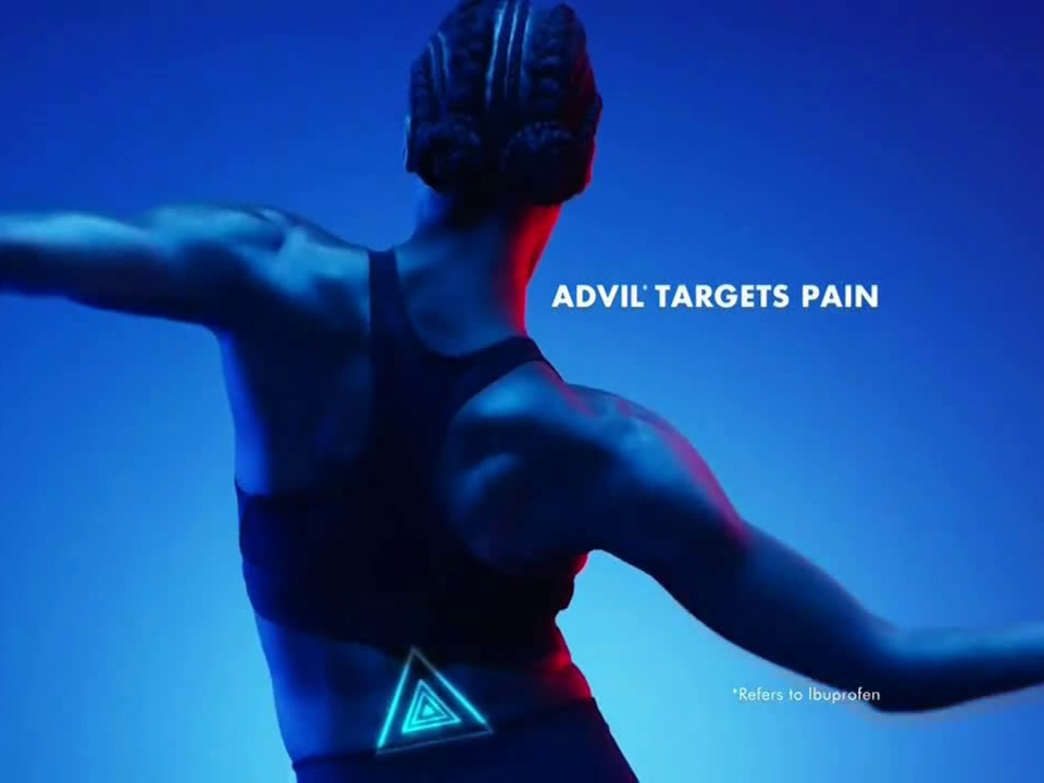 Advil Pain Relief X Papaya Films
