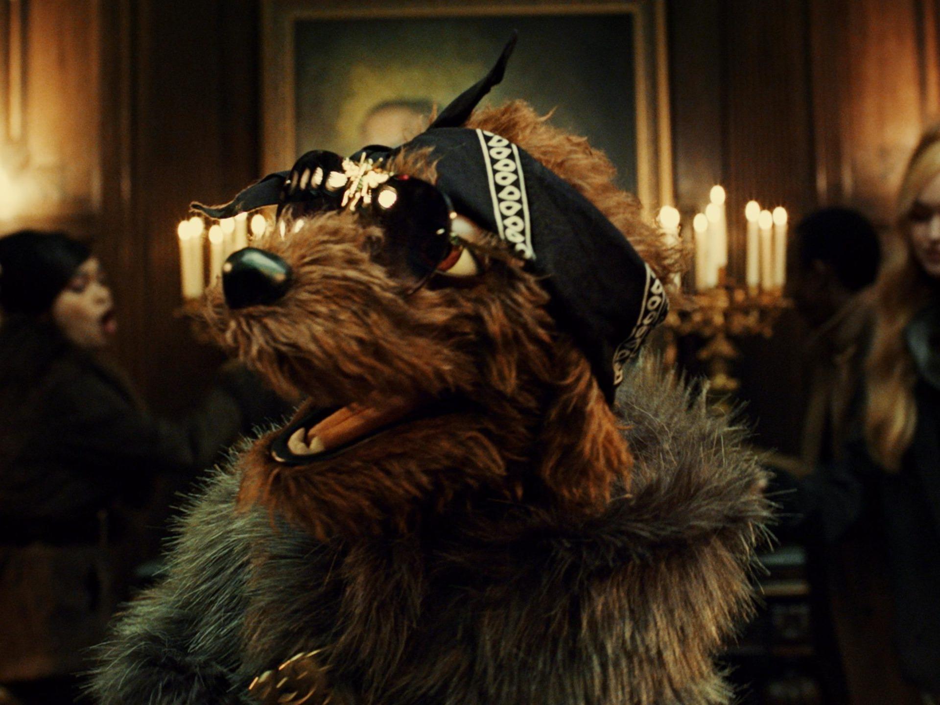 Just Eat X Snoop Dog 'Doggy Dogg Christmas'