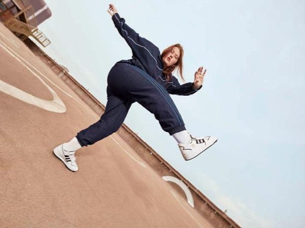 Adidas Women X Creative Blood 'Watch Us Move'