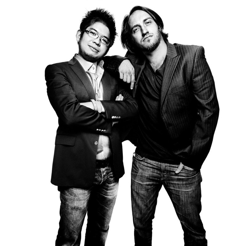 Steve Chen & Chad Hurley