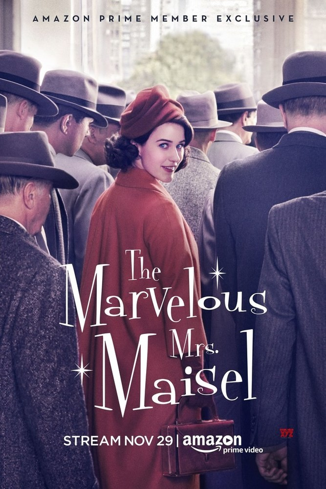 The Marvelous Mrs. Maisel for Amazon