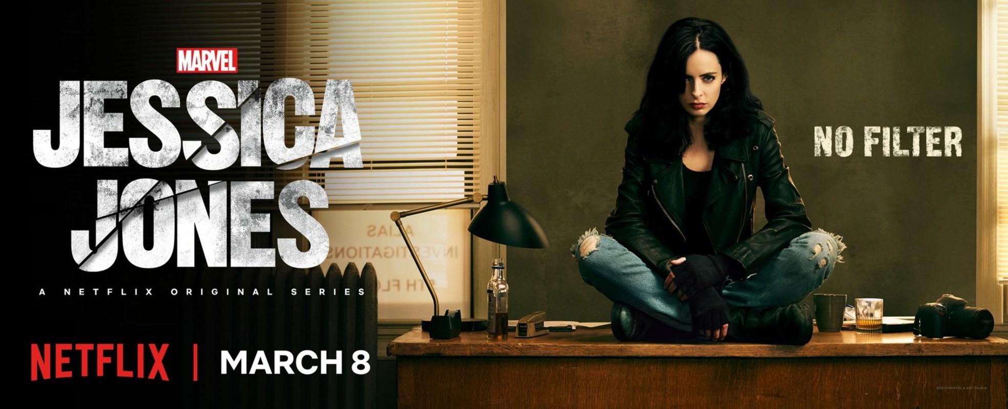 Jessica Jones for Netflix