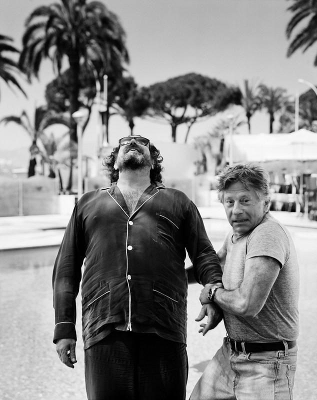 Julian Schnabel & Roman Polanski