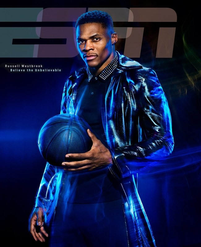 Russell Westbrook for ESPN