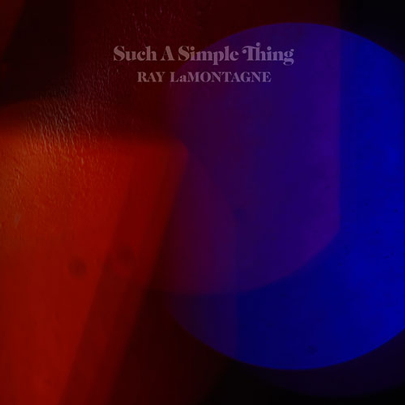 RAY LAMONTAGNE album covers shot for SONY