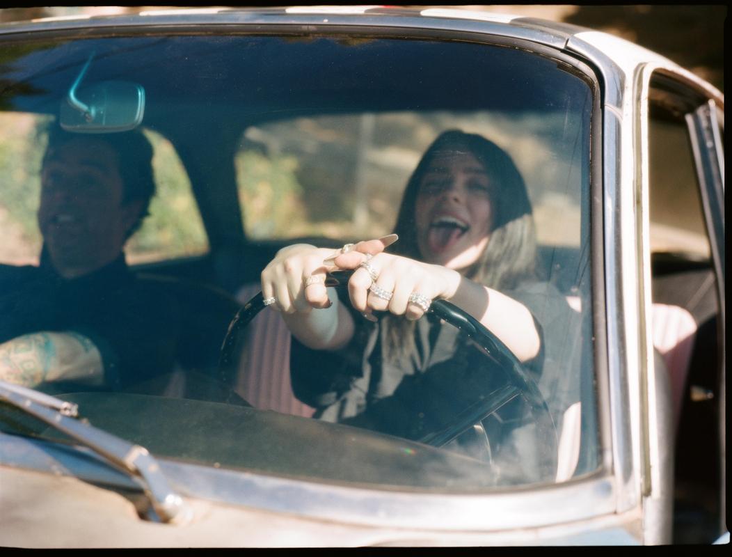 Billie Eilish for Rolling Stone