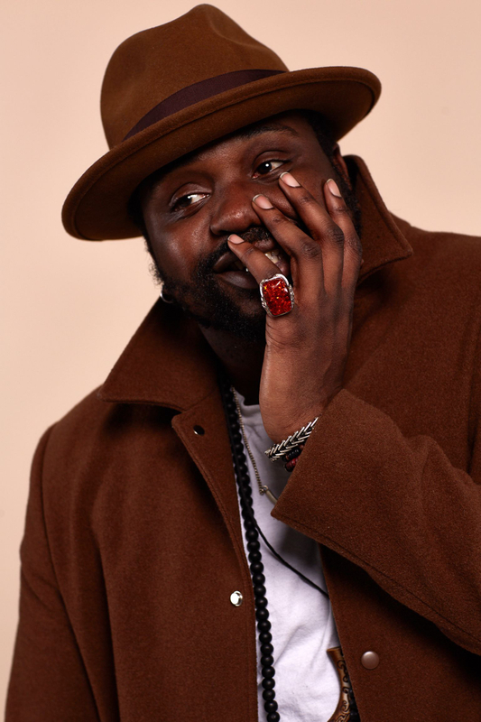 Brian Tyree Henry for GQ