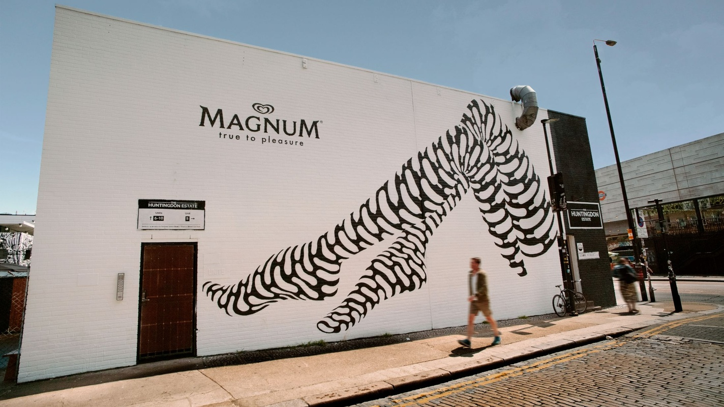 Brendan Monroe Commissioned by Magnum for Summer Campaign