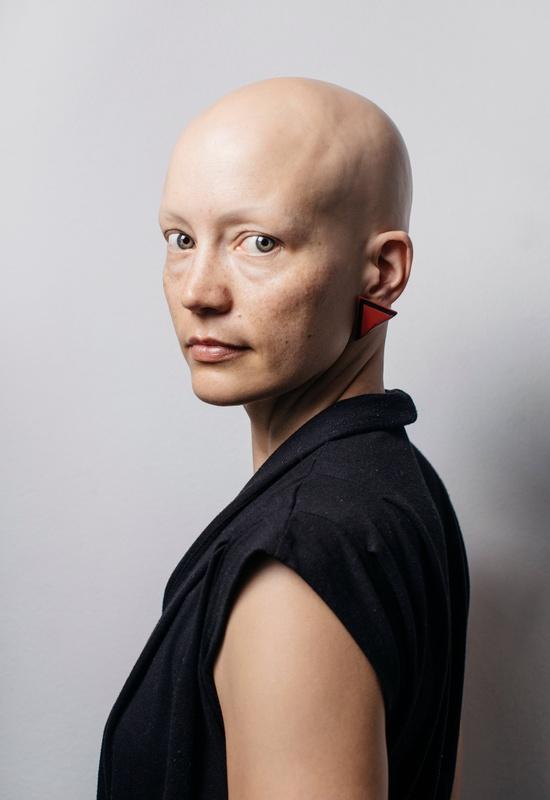 Celeste Sloman Photographs Author Helen Phillips for the New York Times