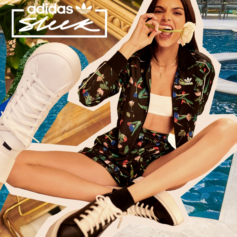 New Work for Adidas Originals by Alice Isaac