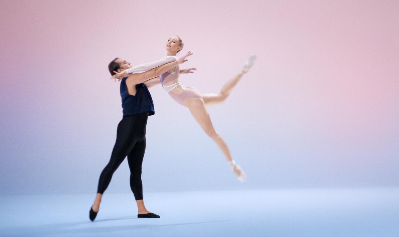 Pari Dukovic for New York City Ballet's 2019-20 Season