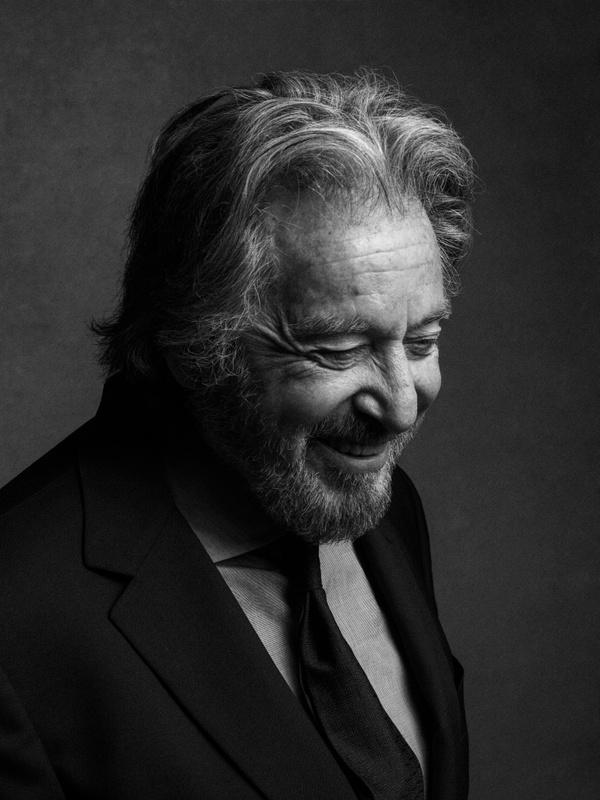 Marco Grob Shoots Robert De Niro and Al Pacino for Variety