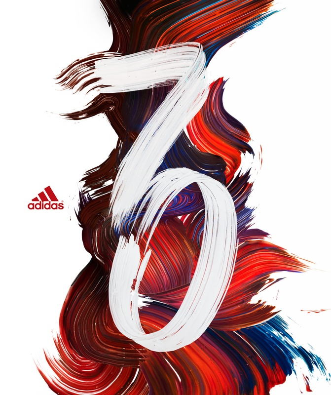 Pawel Nolbert for Adidas China 70th Anniversary Campaign